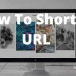How to Shorten URL