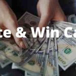 Vote & Win Cash Prizes - Get Paid To Vote Online and Win Cash Prizes
