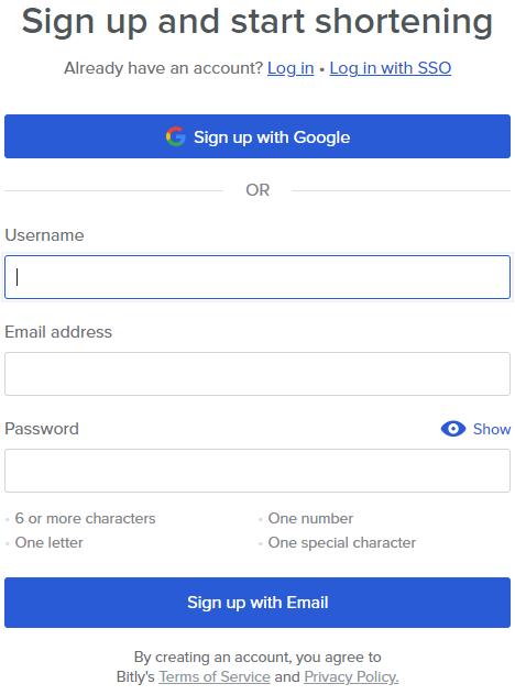 How to Shorten URL with Bitly URL Shortener - Best URL Shortener