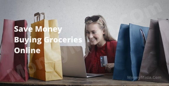 How to Save Money Buying Groceries Online For Home
